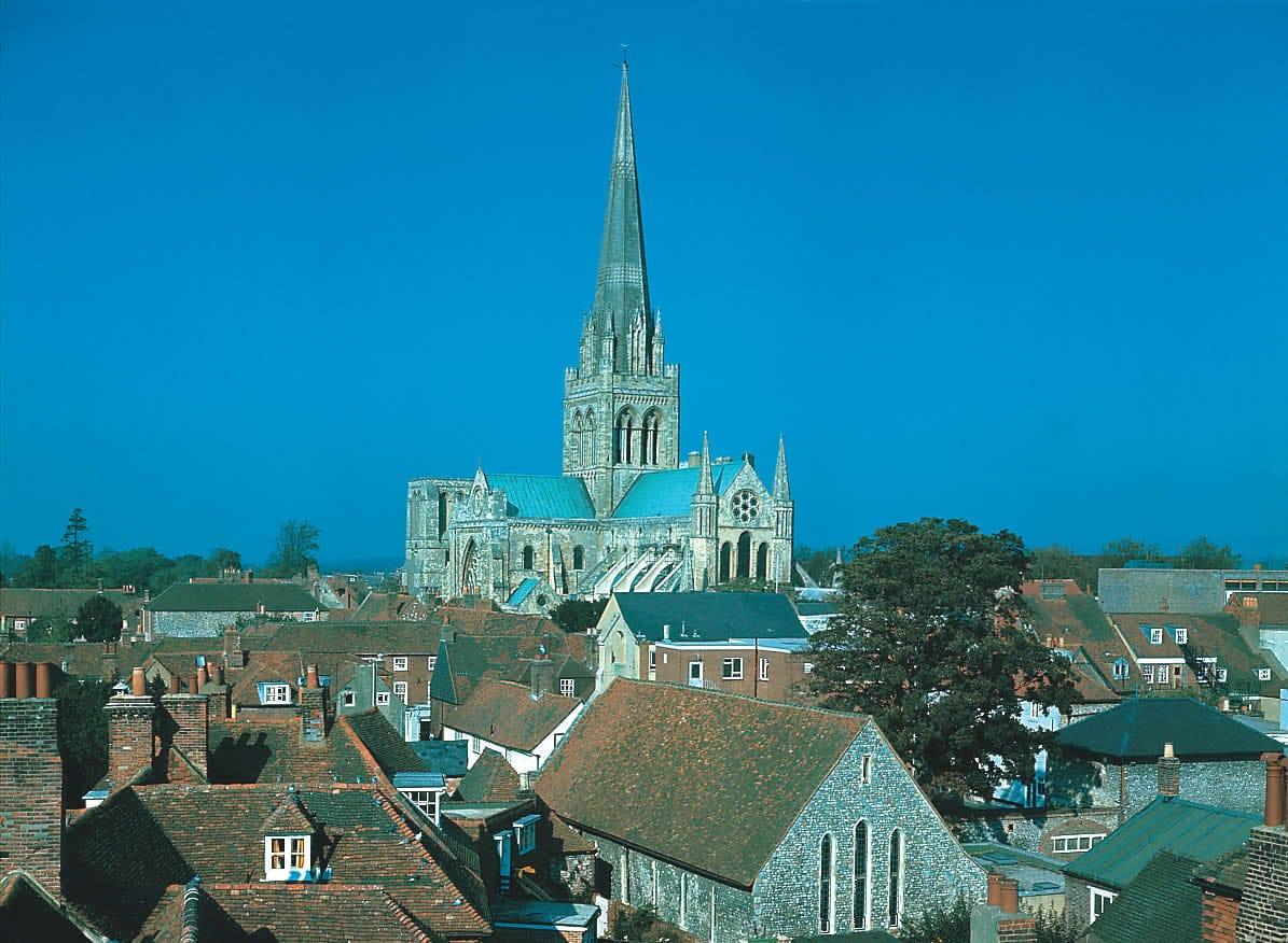 Catedral de Chichester