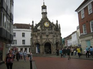 Chichester, capital de West Sussex