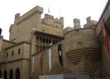 El castillo de Olite