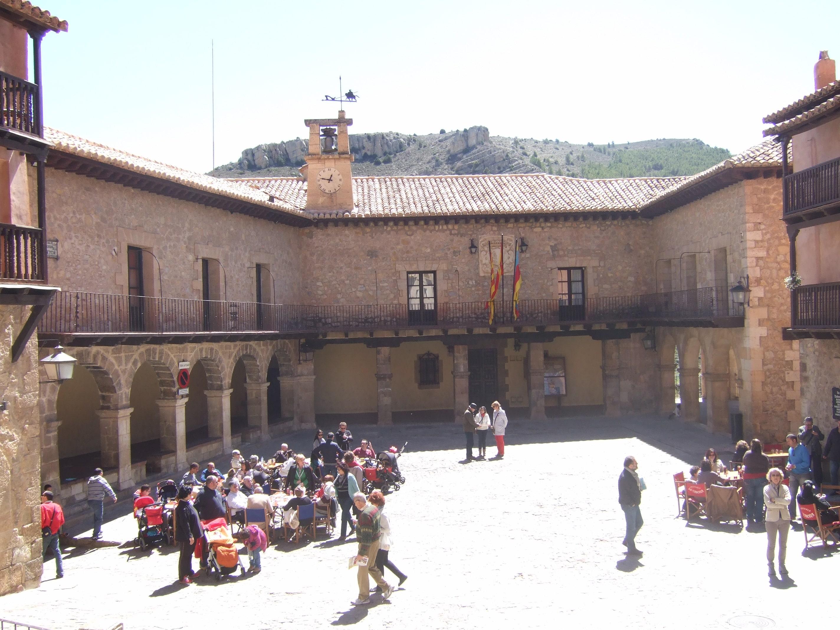 Albarracin Pueblo Historico