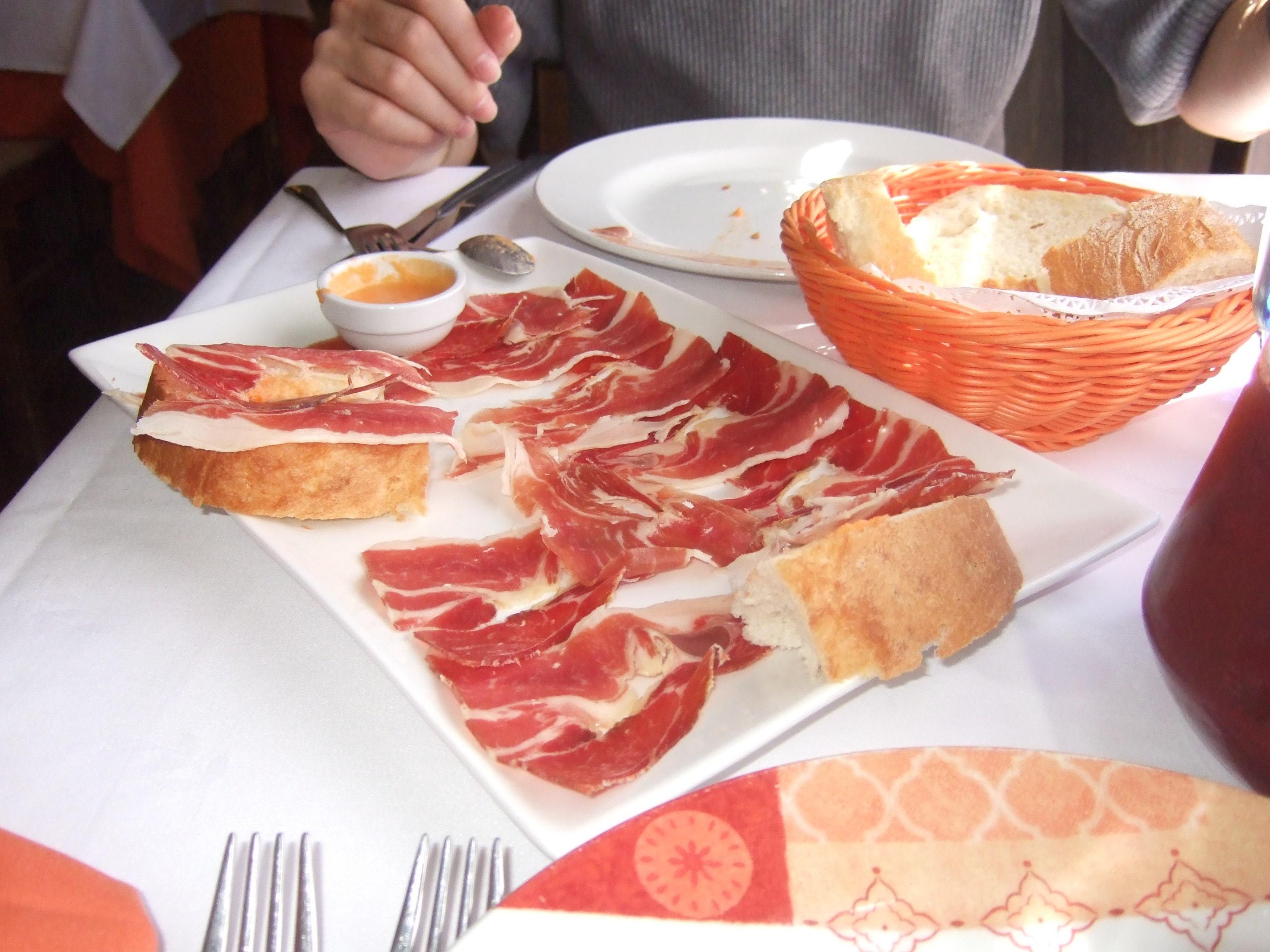 Albarracin Pueblo Historico gastronomia