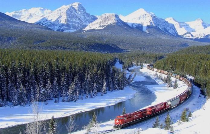 El Transiberiano el tren mas largo
