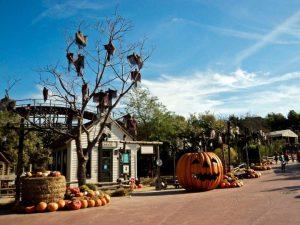 Halloween Port Aventura 3