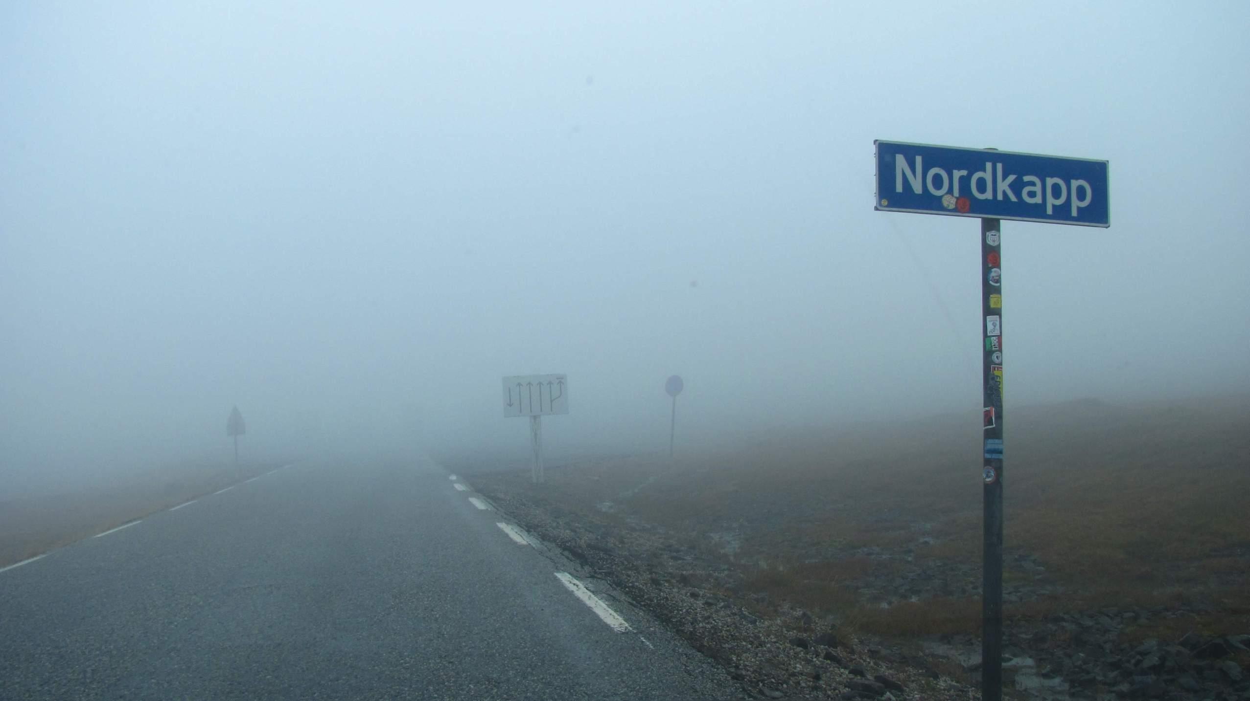 Nordkapp, kilómetros de diversión