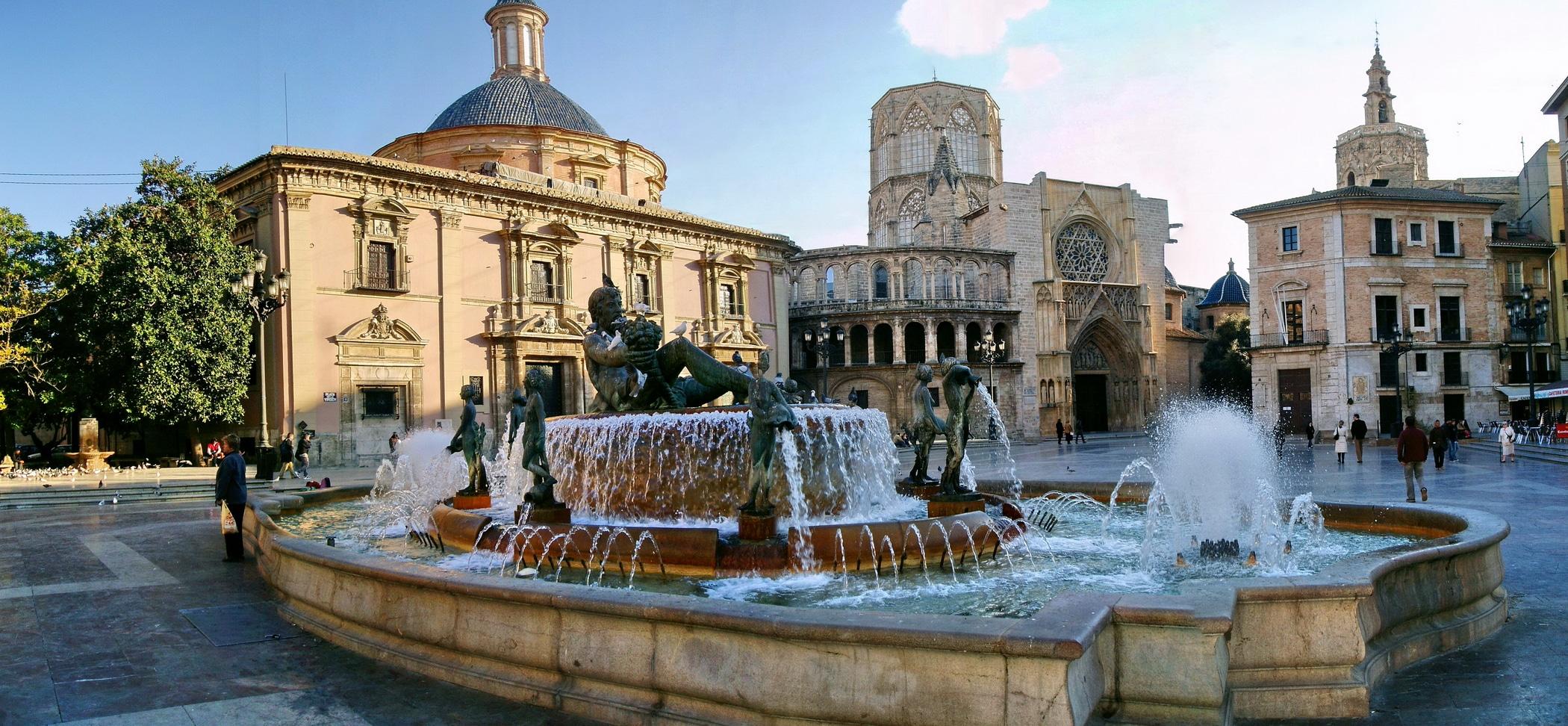 Valencia capital mediterraneo