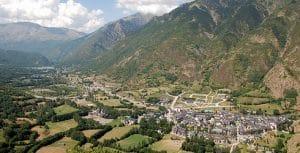 Benasque corazón de los Pirineos