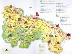 Cinco destinos en La Rioja