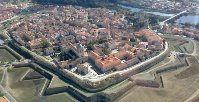 Ciudad Rodrigo, entre España y Portugal