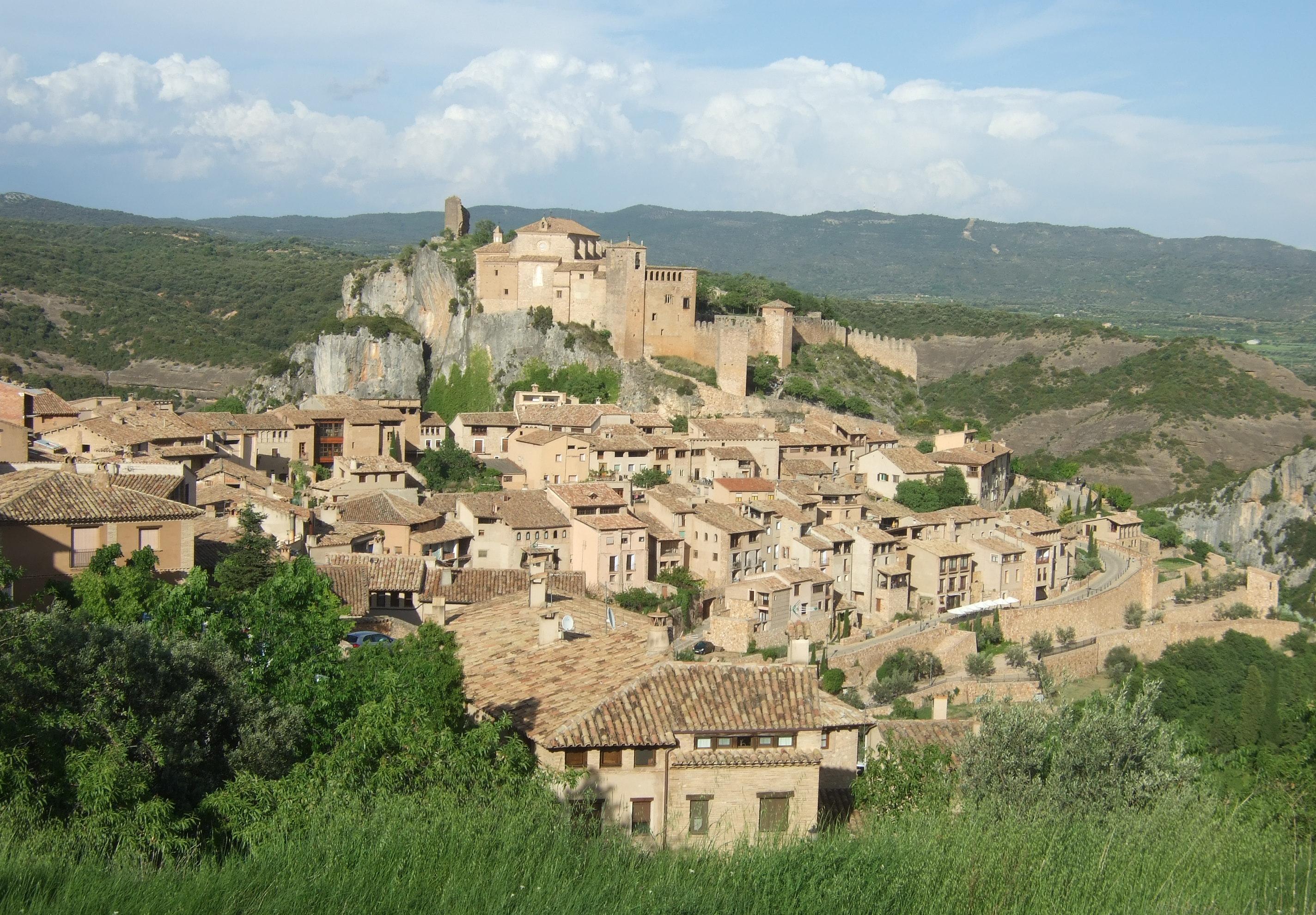 Alquezar, turismo rural
