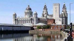 Liverpool ciudad con musica