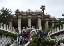 Barcelona ciudad de Gaudi