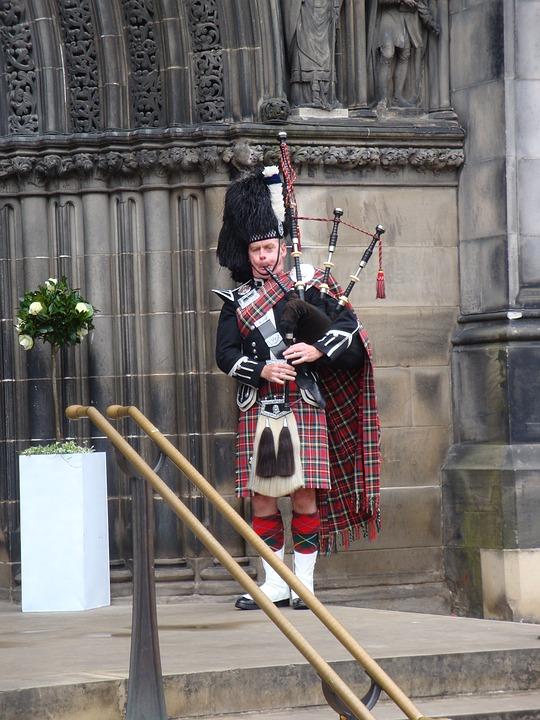 Edimburgo, con faldas y a lo loco
