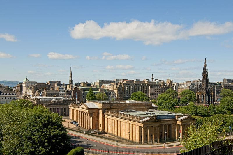 Edinburgh National Gallery of Scotland