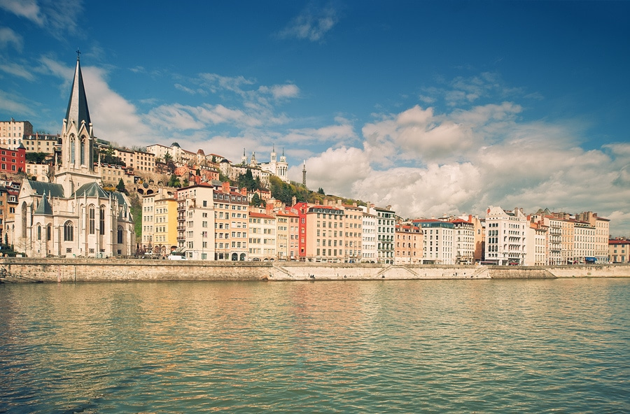 Lyon, mejor destino europeo de fin de semana 2016