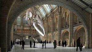 Museo de Historia al viajar a Londres