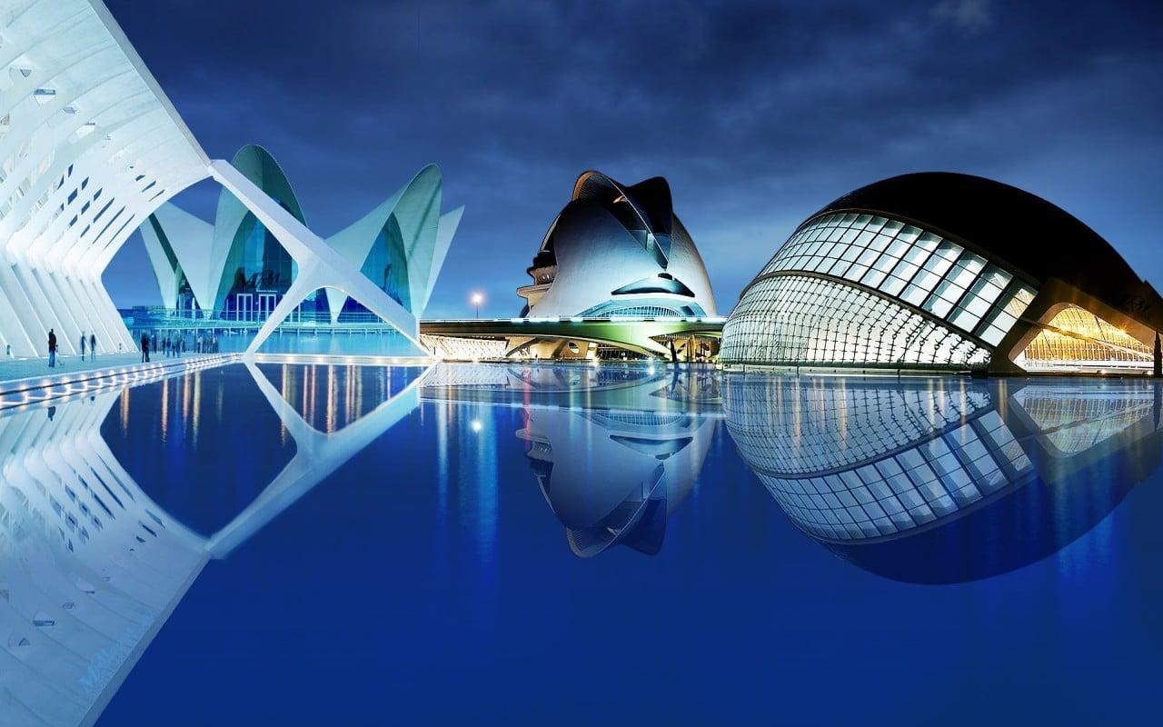 Valencia viajar y turismo moderno
