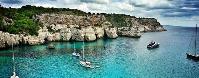 Turismo para solteros en Menorca