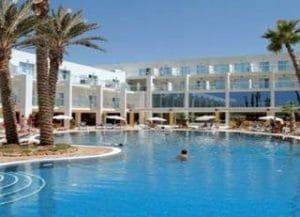 Hotel punta del canal mojacar piscina
