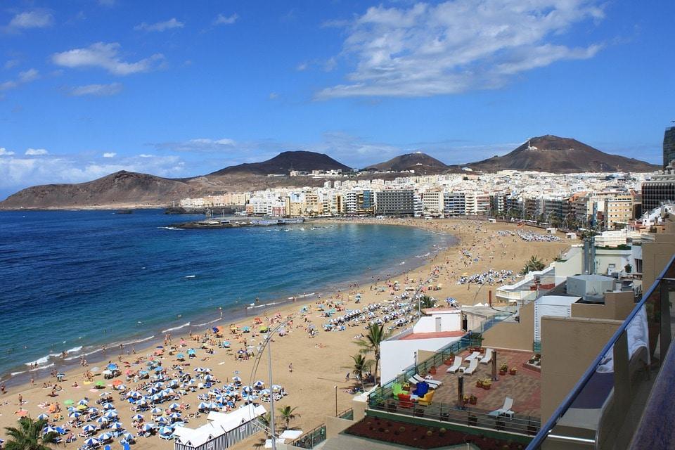 Viajes Single en verano a las Palmas de Gran Canaria 2018