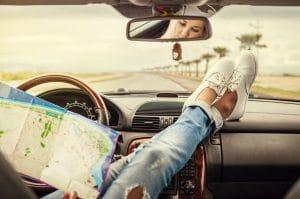 Ahorrar energia y combustible al viajar en coche