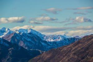 montañas con estaciones de esqui 2020